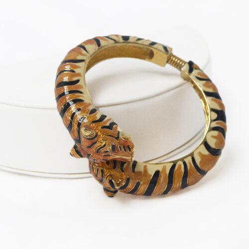 KJL tiger bracelet