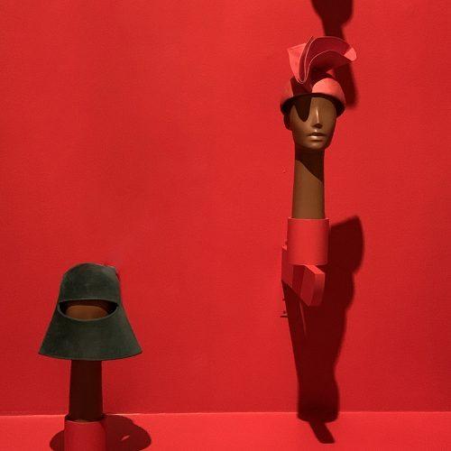 Pierre Cardin 1960s hats