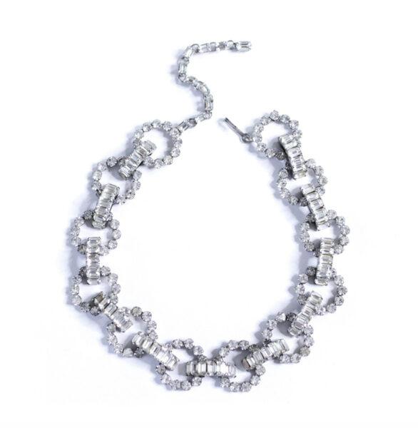 Christian DIor necklace by Kramer