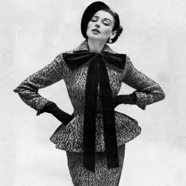 Lilli Ann Suit ad 1952