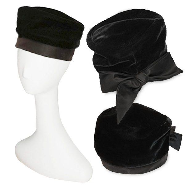 ranleigh black hat collage